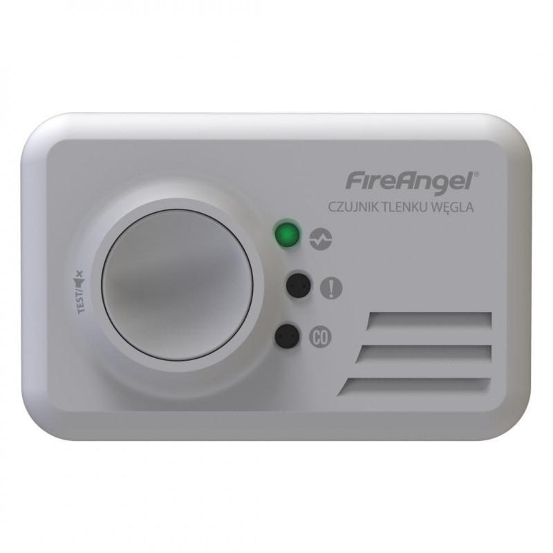 FireAngel CO-9X10-PLT Carbon monoxide (carbon monoxide) sensor - battery for 10 years*
