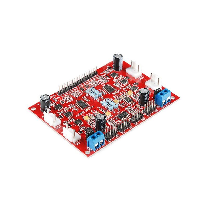 SparkFun Rover 5 - motor controller 12V / 4A
