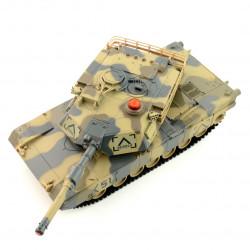 Czołg RC zdalnie sterowany - Abrams M1A2 - 1:24