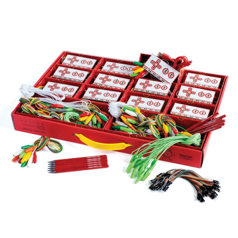 Makey Makey STEM Pack - zestaw 12 kontrolerów