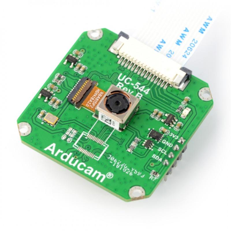 ArduCam B0122 8MPx camera with I2C autofocus - for Raspberry Pi_