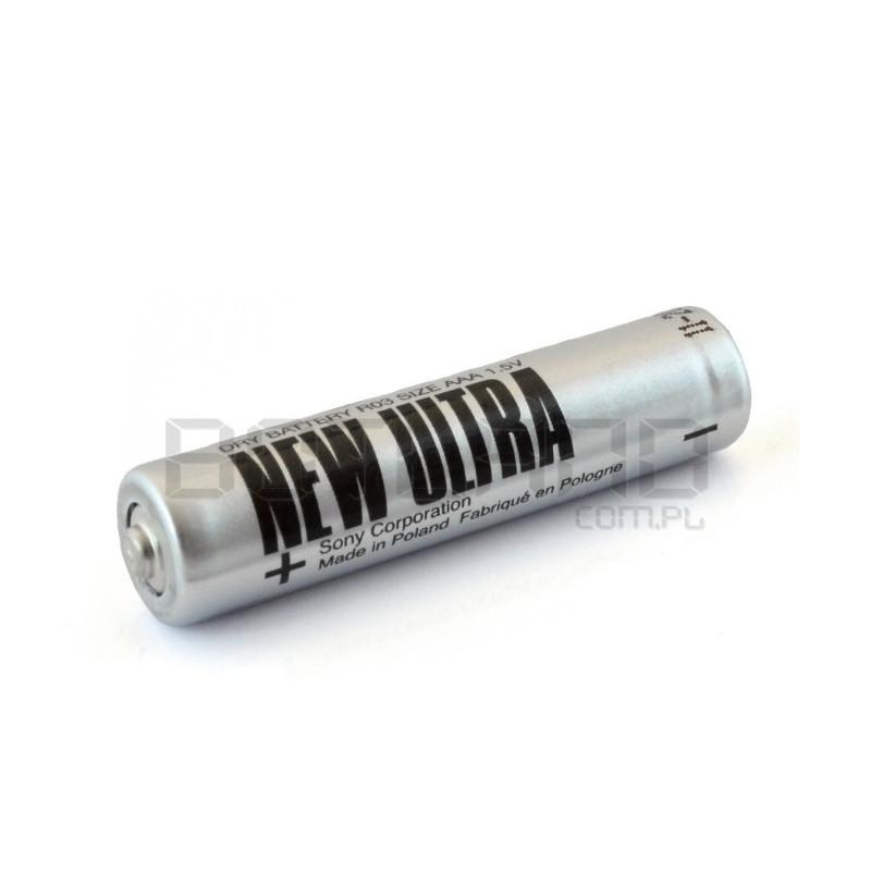 AAA (R3) Battery Sony New Ultra