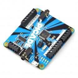Picade PCB - moduł z wzmacniaczem 3W - zgodny z Arduino