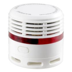 Eura-tech EL Home SD-13B8 - fotooptyczny czujnik dymu 3V - żywotność 10 lat