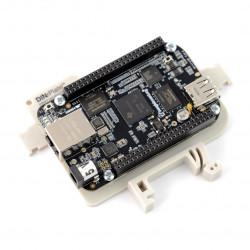 DBB1 - mocowanie na szynę DIN dla BeagleBone