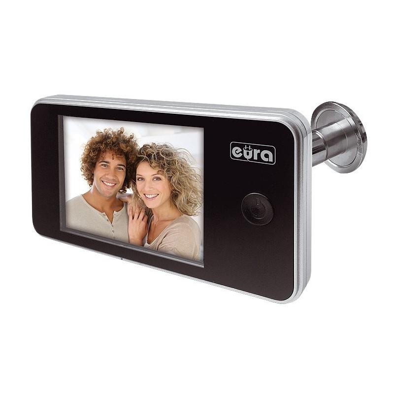 Eura-tech VDP-01C1 Eris LCD 3,2'' - video door viewer_
