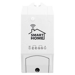 Eura-tech EL Home WS-14H1 - przekaźnik 230V/14A - przełącznik WiFi Android / iOS + pomiar energii 3000W