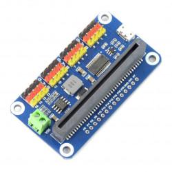 Sterownik do serw dla micro:bit IC Test Board