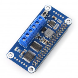 RPi Relay Board (B) IC Test Board