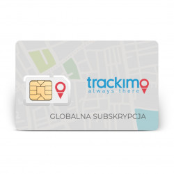 Trackimo - subskrypcja roczna