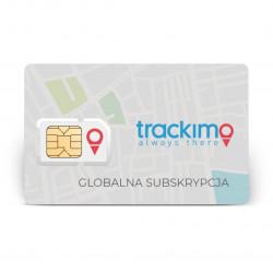 Trackimo - subskrypcja miesięczna