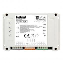 El Home WS-45H1 - 4-kanałowy sterownik AC 230V /16A na szynę DIN - WiFi