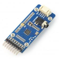 Moduł audio WM8960, interfejs I2S I2C