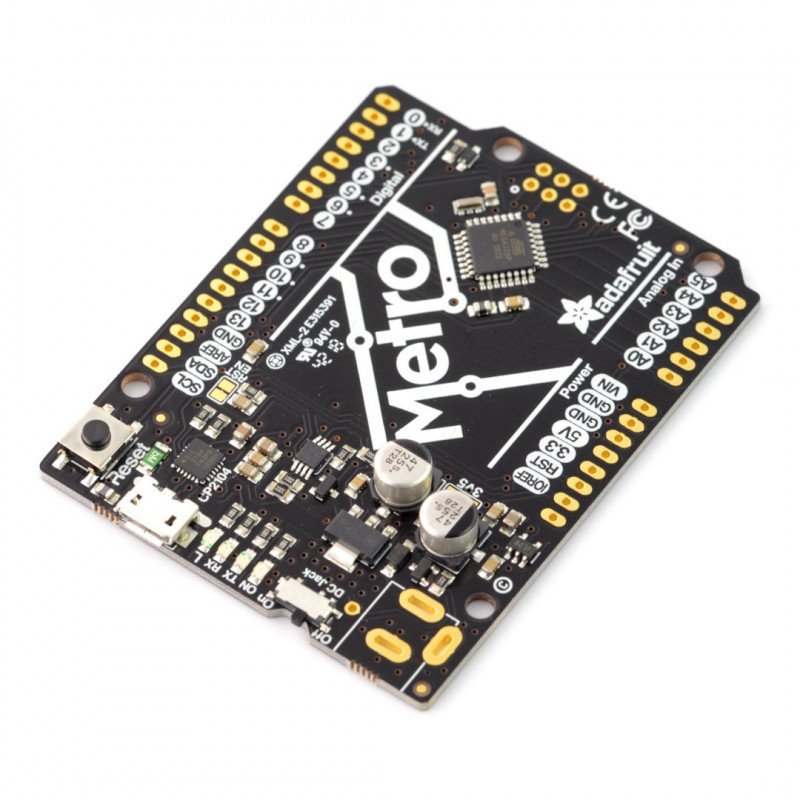 Adafruit Metro 328 - without connectors - compatible with Arduino*