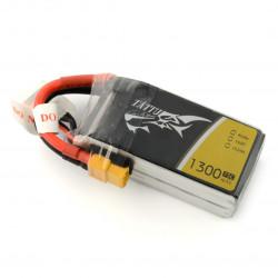 Li-Pol Pack - Tattu 1300mAh 75C 4S 14,8V
