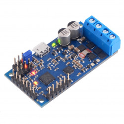 Pololu High-Power Simple Motor Controller G2 18v15 (Connectors Soldered)