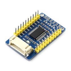 MCP23017 ekspander wyprowadzeń - 16 pinów I/O - dla Arduino i Raspberry Pi