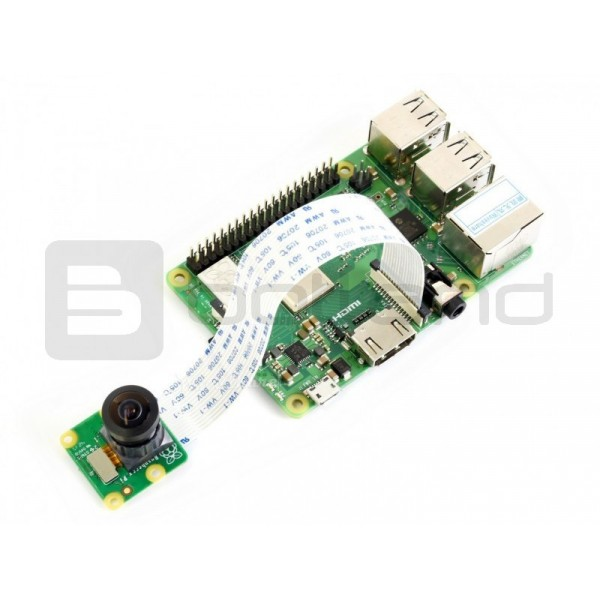 OdSeven Camera Module Sony IMX219 8MPx 160° - for Raspberry Pi*