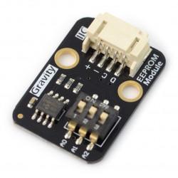 DFRobot Gravity: moduł z pamięcią EEPROM - I2C - 256 kB