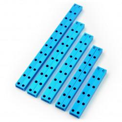 MakeBlock - belki 0808 - niebieski - zestaw