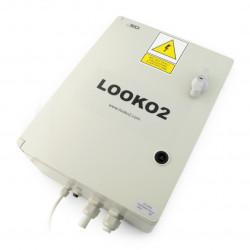 LookO2V3 GSM - stacja pomiarowa PM1 / PM2.5 / PM10 / temperatura + wilgotność