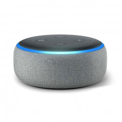 TestAmazon Alexa Echo Dot 3 - grey