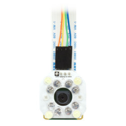 Pi Supply Bright Pi - Bright White and IR Camera Light for Raspberry Pi