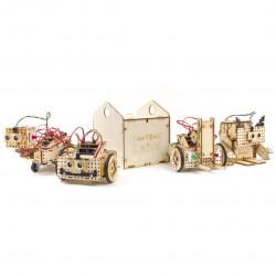 Lofi Robot - zestaw rozszerzający do Codebox - Codebox Drive