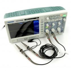 Oscyloskop cyfrowy DSO5202BM Hantek 200MHz 2 kanały