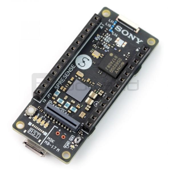 Sony Spresense - moduł IoT Sony CXD5602 Cortex M4F - GPS, Hi-Res audio