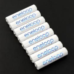 R3 AAA Ni-MH 800mAh Panasonic Eneloop battery - 8 pcs