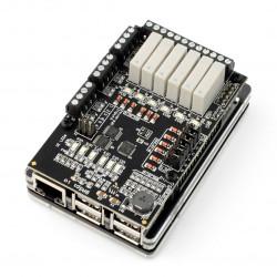 BasPi-SYS - zestaw z Raspberry Pi do automatyzacji budynku