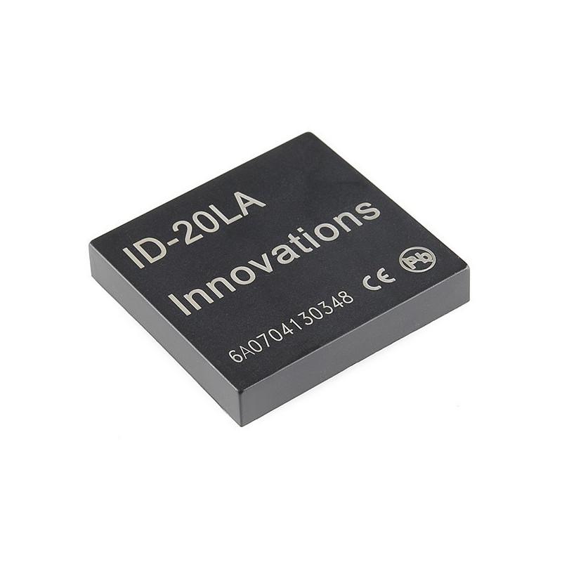 RFID reader ID-20LA - 125kHz - SparkFun SEN-11828*