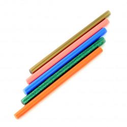 Hot glue sticks 11mm / 20mm decorative with brocade