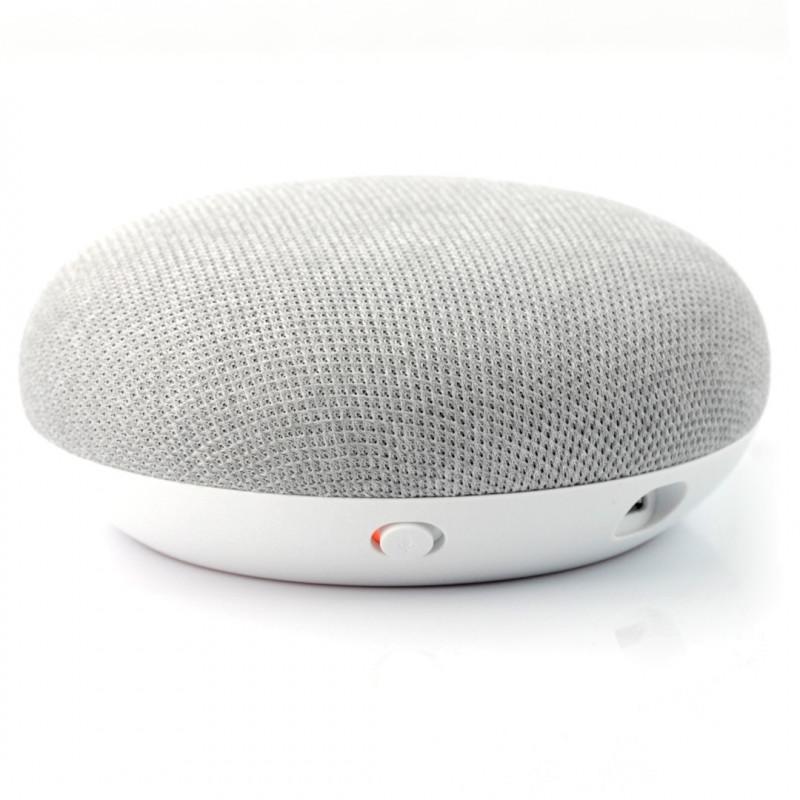 Google Home Mini EN - speaker Google assistant - white_