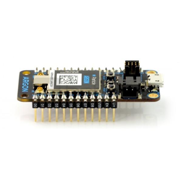 Particle - Argon nRF52840 WiFi + Mesh + Bluetooth_