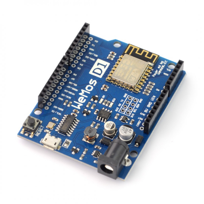 D1 R2 WiFi ESP8266 - compatible WeMos and Arduino*