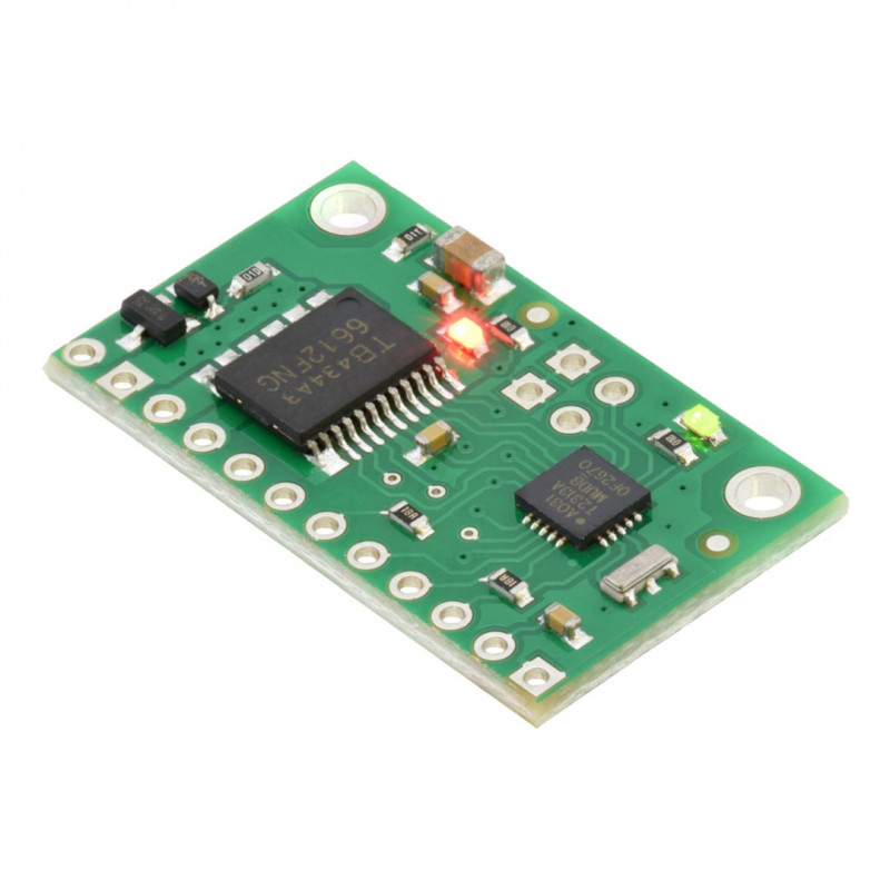 Qik 2s9v1 Dual Serial Motor Controller - Pololu 1110