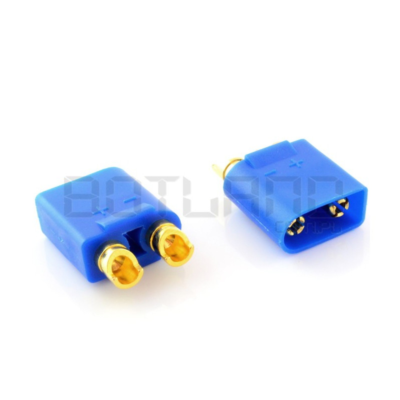DC3-A connector socket - 1pcs.