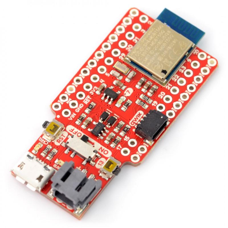 Pro nRF52840 Mini - Bluetooth development board - SparkFun DEV-15025*