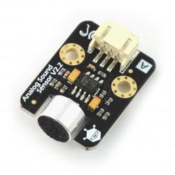 Czujnik dźwięku - analogowy - moduł DFRobot