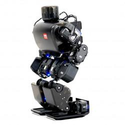 RoboBuilder 5720T Black - zestaw do budowy robota humanoidalnego