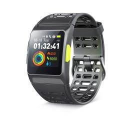 Smartband GPS iWOWN P1 - czarny - inteligentna opaska