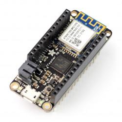 Adafruit Feather M0 WiFi 32-bit + antena PCB - ze złączami - zgodny z Arduino