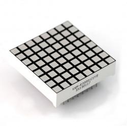 Matryca Matrix LED 8x8 1,2''- mała 32x32mm - żółta