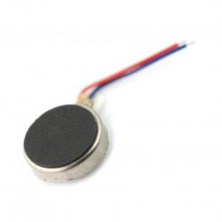 Arcade Push Button 60 mm czarna obudowa - czerwony z podświetleniem