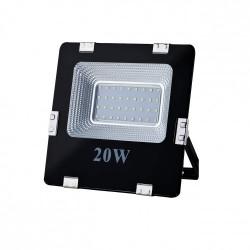 Lampa zewnętrzna LED ART, 10W, SMD, IP65, AC220-246V, czarna, 4000K-W