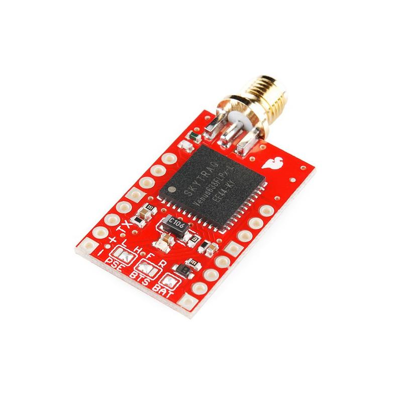 Receiver Venus GPS with connector SMA 3.3V - SparkFun