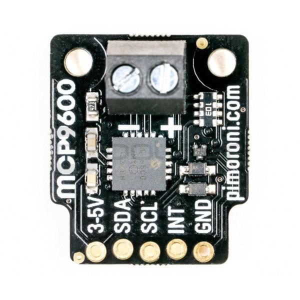 PiMoroni MCP9600 - Thermocouple Amplifier I2C*