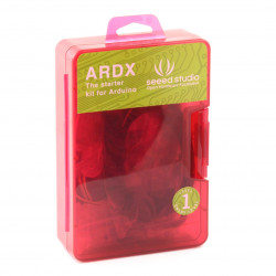 ARDX - The starter kit for Arduino - Level 1